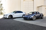 BMW M3 (E92) Coupe and Lotus Elise